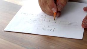 White Paper Sketching