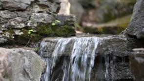 Tiny Water Fall