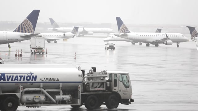 Airport Activity