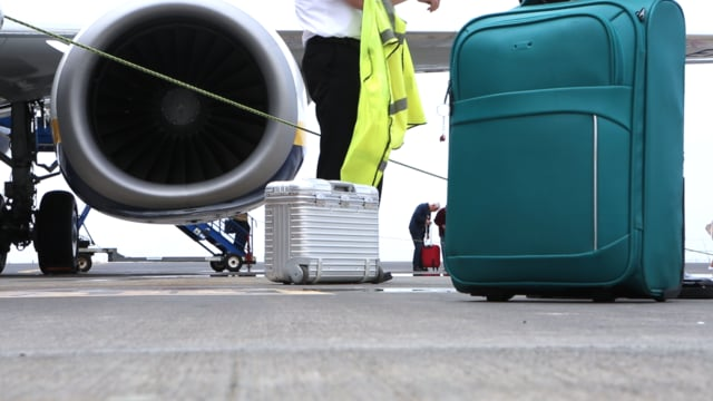 Tarmac Airport Activity