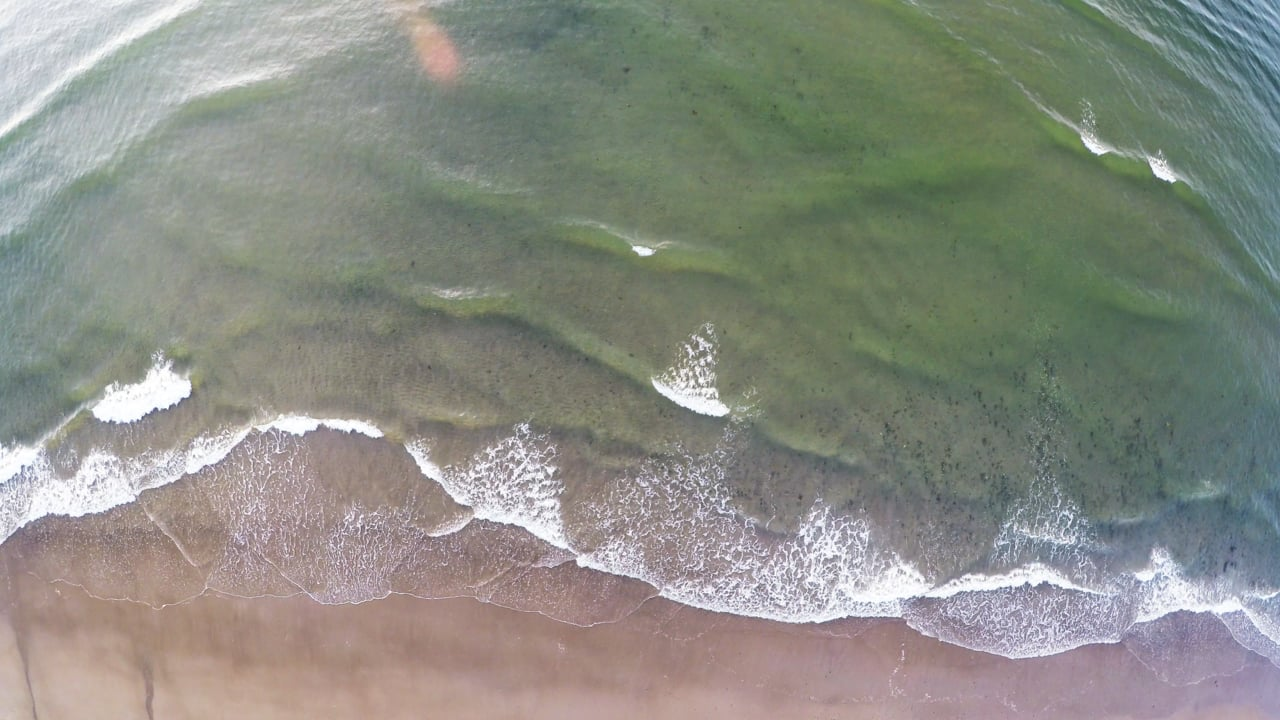 Top View Beach